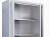 szafa metalowa biurowa 210 z drzwiami chowanymi w boki szafy