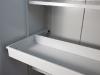 WYPOSAŻENIE dodatkowe szaf metalowych - szuflada wysuwana