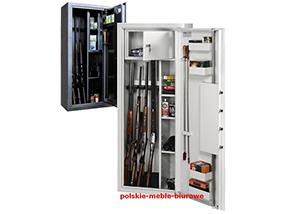 szafy na broń